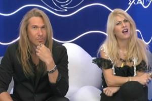 Big Brother: Άννα Μαρία - Δημήτρης Πυργίδης ξεκαθάρισαν δημόσια τη χαοτική τους σχέση