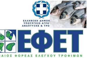 """""""Καρκίνος και βλάβες στον εγκέφαλο από ψάρια"""" - Συναγερμός από τον ΕΦΕΤ"""