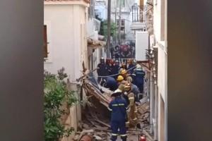 Βίντεο σοκ: Το σημείο όπου βρέθηκαν τα δύο νεκρά παιδιά της Σάμου