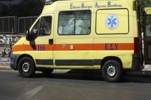 Δυστύχημα στην Πατρών - Κορίνθου - Νεκρός δικυκλιστής