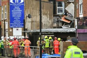 Έκρηξη στο Λονδίνο: Φόβοι για νεκρούς
