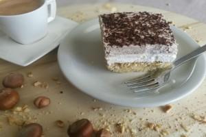 Πεντανόστιμο γλυκό ψυγείου με σοκολάτα και εσπρέσο