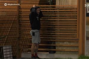 """Big Brother: """"Είναι προκλητική αλλά..."""" - Το """"άδεισμα"""" του Γρηγόρη για τη Ραΐσα"""