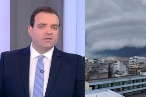 «Προσοχή, δυνατή κακοκαιρία θα χτυπήσει την χώρα…» - Έκτακτη προειδοποίηση από τον Κλέαρχο Μαρουσάκη