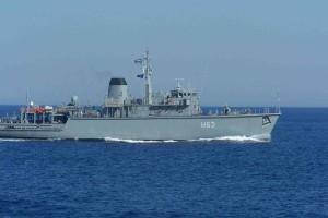 Πειραιάς: Συνελήφθη ο καπετάνιος που εμβόλισε το ναρκοθηρευτικό «Καλλιστώ»