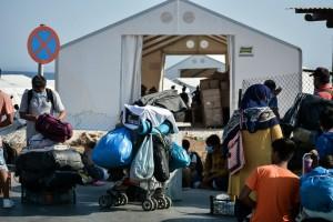 Συναγερμός στη δομή φιλοξενίας του Καρά Τεπέ: Εντοπίστηκε κρούσμα κορωνοϊού