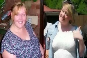 Μητέρα και κόρη ζύγιζαν συνολικά 250 κιλά - Ξεκίνησαν μαζί δίαιτα και δυο μήνες μετά...