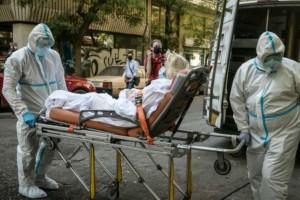 Κορωνοϊός: Παρέμβαση εισαγγελέα για τα 40 κρούσματα στο γηροκομείο στον Άγιο Παντελεήμονα