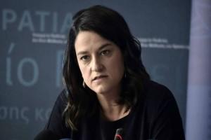 Θετική στον κορωνοϊό η Υπουργός Παιδείας Νίκη Κεραμέως