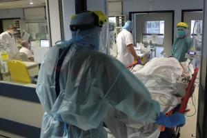 Κορωνοϊός: Κατέληξε 65χρονος - 616 συνολικά οι νεκροί