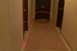 «O φόβος φυλάει τα έρημα» - Η κίνηση ενοίκων πολυκατοικίας όταν έμαθαν ότι οικογένεια έχει κορωνοϊό (Video)