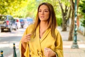 «Δεν ήθελα να συμβεί…» - «Σεισμός» για το διαζύγιο της Βάσως Λασκαράκη