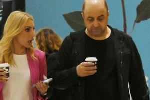 Μάρκος Σεφερλής: Δύσκολες στιγμές για τον ηθοποιό - Στο πλευρό του η Έλενα Τσαβαλιά