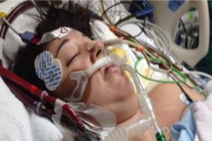Αυτή η μητέρα έπεσε σε κώμα αμέσως μετά τη γέννα - Μόλις όμως το μωρό της έκλαψε...