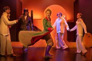 """Ο """"μικρός Πρίγκιπας"""" στην σκηνή του θεάτρου Χορν"""