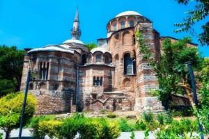 Μετά την Αγια Σοφιά και επίσημα τζαμί η Μονή της Χώρας!