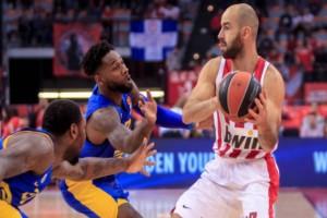 Euroleague: Να εδραιωθεί ψηλά κόντρα στην Μακάμπι ψάχνει ο Ολυμπιακός