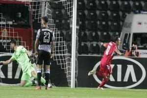 Europa League: Ζορίζεται για την πρόκριση με το «καλημέρα» ο ΠΑΟΚ
