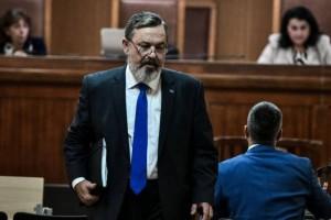 Δίκη Χρυσής Αυγής: Άφαντος ο Χρήστος Παππάς… κατά συνείδηση