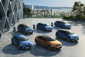 H υβριδική γκάμα της Renault διευρύνεται με 3 νέα μοντέλα