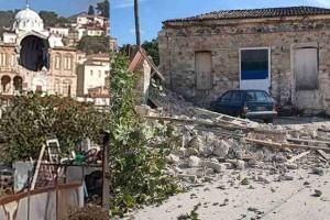 Σεισμός στη Σάμο: Άμεσα οικονομικά μέτρα για τους κατοίκους του νησιού