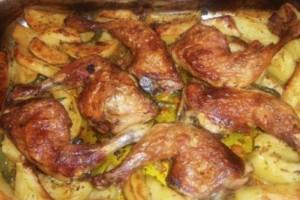 Το μυστικό για ζουμερό και νόστιμο κοτόπουλο φούρνου