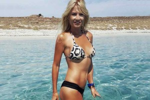 ΣΟΚ: Έτσι ήταν η Φαίη Σκορδά στα 22 της - Καυτό μοντέλο στην Ιταλία - ΦΩΤΟ πριν τις πλαστικές
