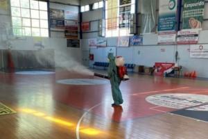 Λουκέτο σε αθλητικές και πολιτιστικές εγκαταστάσεις στη Θεσσαλονίκη