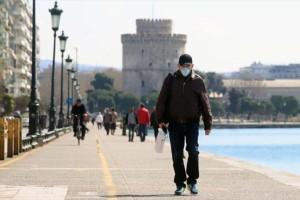 """Θεσσαλονίκη: Από αύριο στο """"πορτοκαλί"""" επίπεδο κινδύνου - Ποια μέτρα θα ληφθούν"""