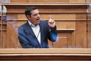 Πτωχευτικός κώδικας: Πρόταση δυσπιστίας στον υπ. Οικονομικών από τον Αλέξη Τσίπρα