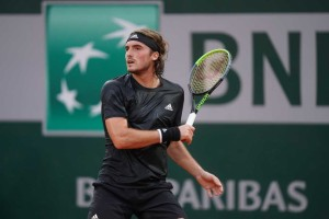 Roland Garros: Άνετος… και ωραίος ο Τσιτσιπάς «πάτησε» τον Κουέβας