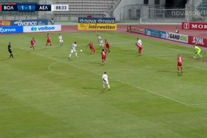 Super League: Ισοπαλία στο ντέρμπι του Βόλου με την ΑΕΛ (Video)
