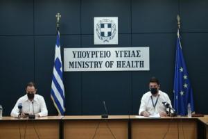 Ακυρώθηκε η ενημέρωση στο υπ. Υγείας για τον κορωνοϊό λόγω του σεισμού