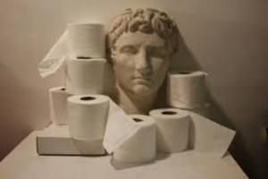 Σήμερα έχουμε το χαρτί υγείας - Οι Αρχαίοι Έλληνες χρησιμοποιούσαν…