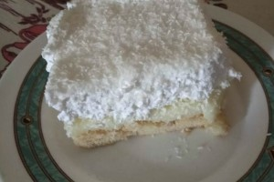 Χιονούλα: Το απόλυτο γλυκό ψυγείου με ινδοκάρυδο
