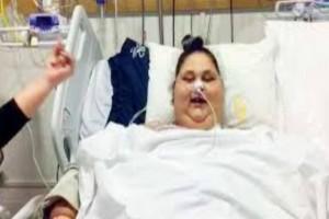 Θυμάστε την πιο χοντρή γυναίκα του κόσμου που ζύγιζε 500 κιλά; Πόσο έχει αδυνατίσει και πως είναι σήμερα!