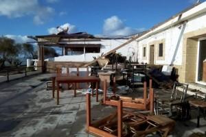 Υδροστρόβιλος «χτύπησε» τη Ρόδο – Έτρεχαν για να σωθούν οι κάτοικοι (video)