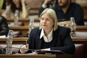 Έγινε το σωστό: «Πάγωσε» ο διορισμός της Ζαρούλια με απόφαση Μητσοτάκη