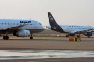 Έσκασε είδηση για Aegean & Olympic Air