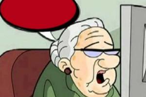 Η γιαγιά στο τρένο: Το ανέκδοτο της ημέρας 26/11
