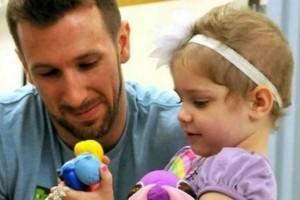 4χρονη με καρκίνο είχε μια τελευταία επιθυμία - Μόλις την άκουσαν οι γιατροί...