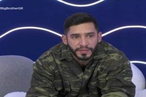 Big Brother: Άγριος καυγάς μεταξύ Γρηγόρη - Σοφίας: «Συνεχώς φάσκεις και αντιφάσκεις!»