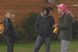 Big Brother: «Πυρ» κατά πάντων η Σοφία - Απίστευτο ξεκατίνιασμα με τον Θέμη