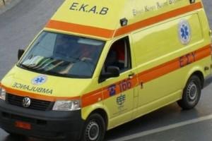 Φθιώτιδα: Μωρό έπεσε από ύψος - Βρίσκεται σε άσχημη κατάσταση