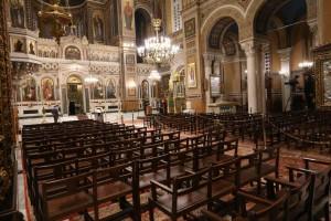 """Κορωνοϊός - Χαλκιδική: """"Βαριά"""" πρόστιμα σε εκκλησία για παραβίαση των μέτρων"""