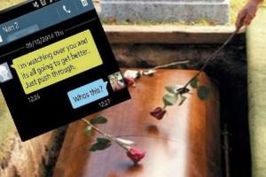 59χρονη γιαγιά είχε ζητήσει να την θάψουν μαζί με το κινητό της - Αυτό που έγινε 5 χρόνια μετά...