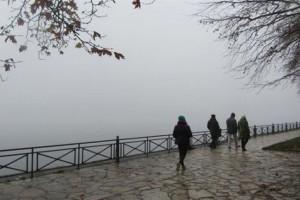 Η φωτογραφία της ημέρας: Όταν αρχίζει το κρύο στα Ιωάννινα!