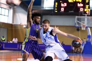 "Basket League: ""Έσπασε"" το ρόδι ο Ιωνικός - Κατάφερε και κέρδισε το Λαύριο"