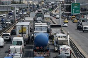 Τροχαίο στον Κηφισό - Κυκλοφοριακό κομφούζιο στο δρόμο