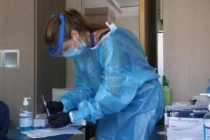 Στο νοσοκομείο των Ιωαννίνων τρία σοβαρά περιστατικά κορωνοϊού από την Αλβανία